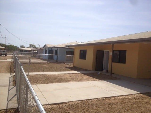 Kowanyama Housing