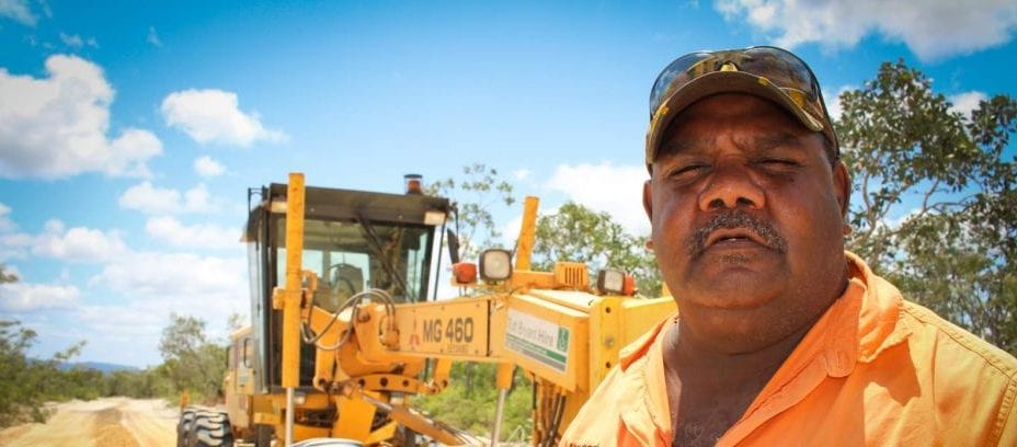 Cape York community partnering with corporate world to develop home-grown entrepreneurs