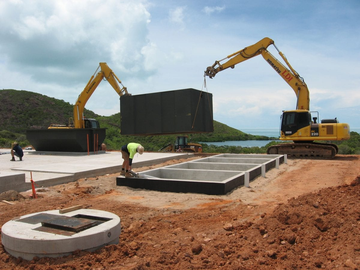 Torres Strait Major Infrastructure Program
