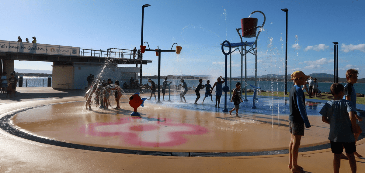 Cooktown Waterfront Activity Precinct