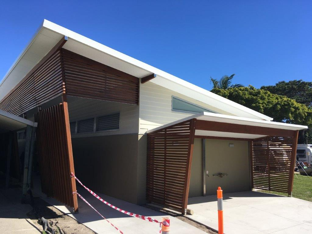 Noosa River Holiday Park Amenities Upgrade