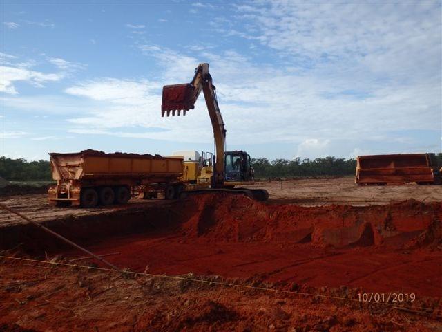MIP6 NPARC Bamaga Sewerage Lagoons Upgrade and Regional Waste Facility