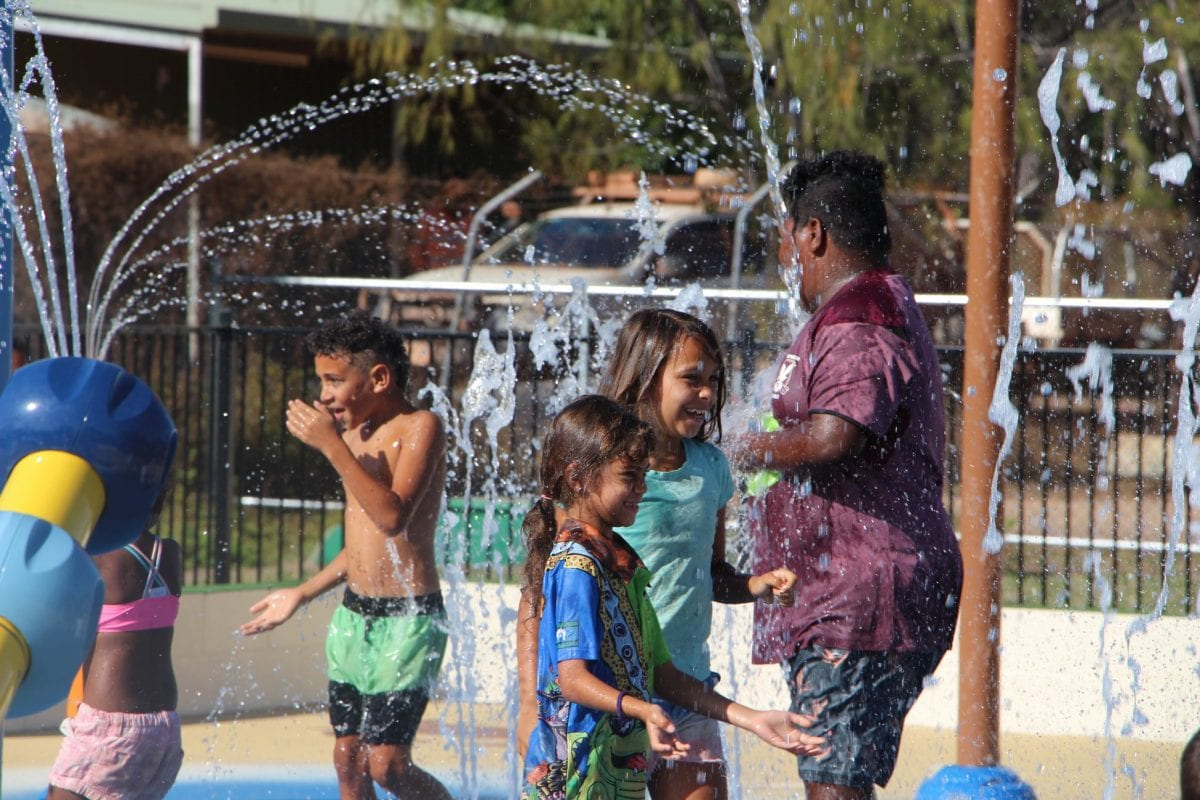 Aurukun Waterpark