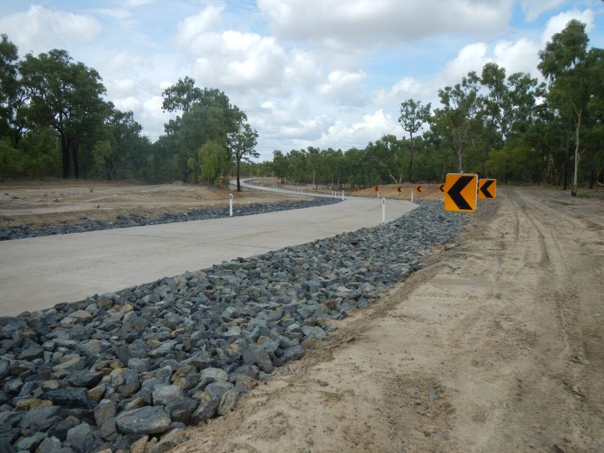 Topsy Creek Road