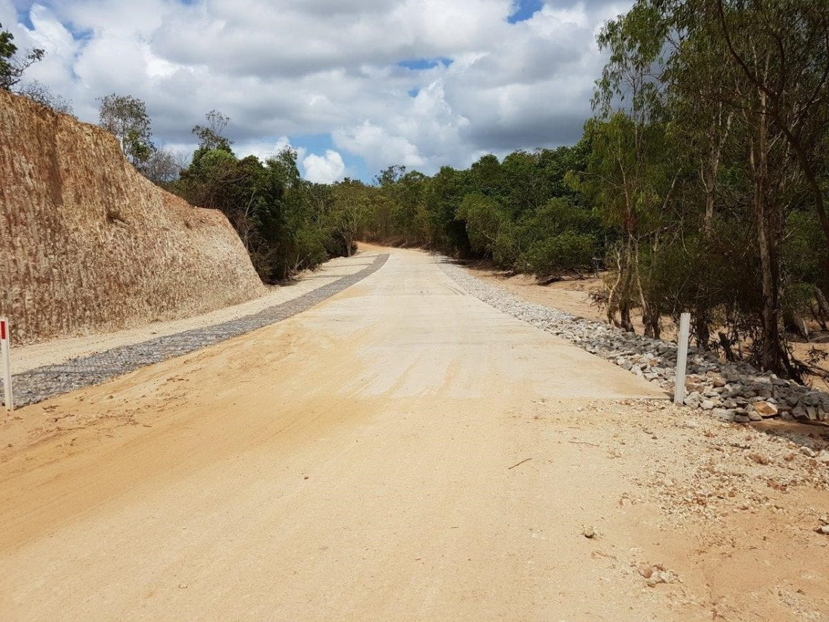 Pascoe River Crossing – Portland Road