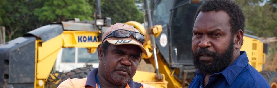 Black & More assisting Lockhart River to roll out Roads and Indigenous Role Models