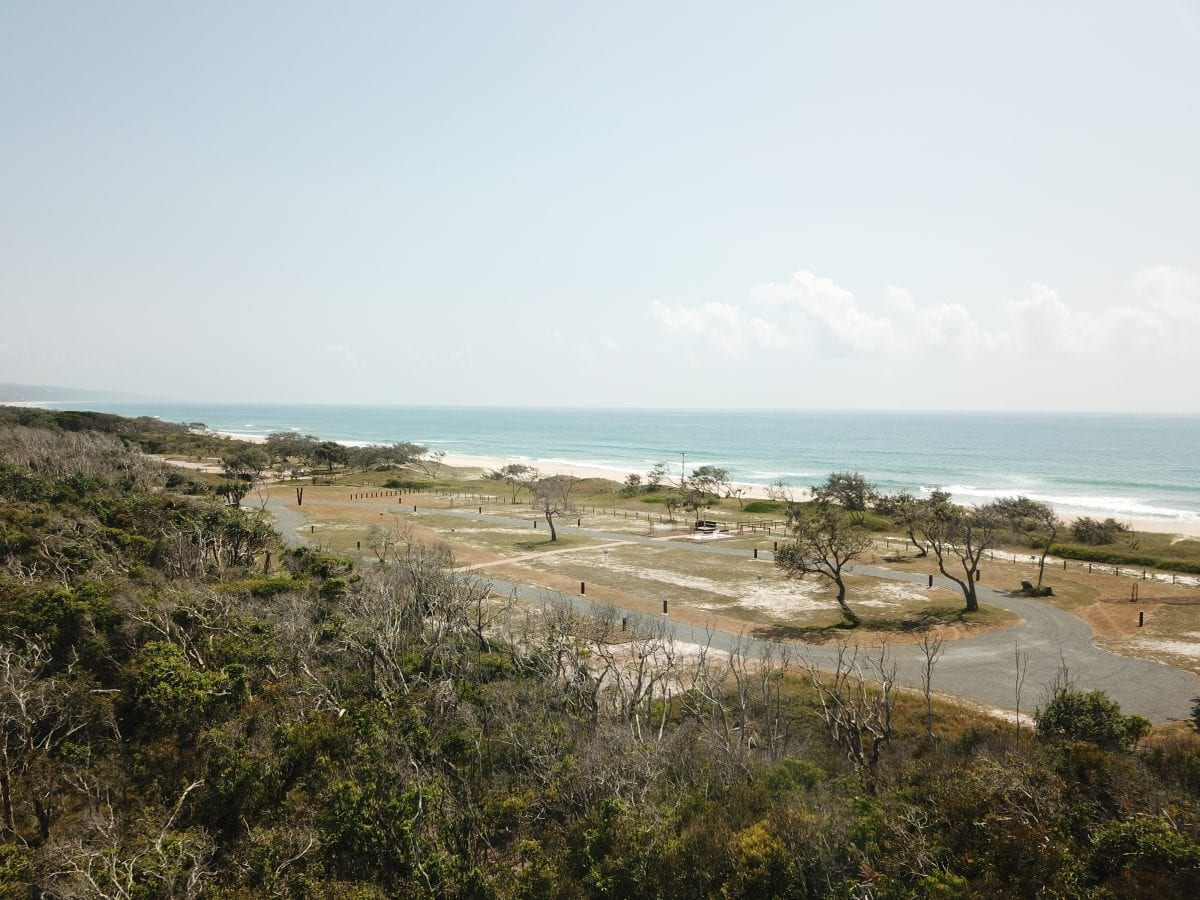 Noosa NorthShore Campground gets a face lift