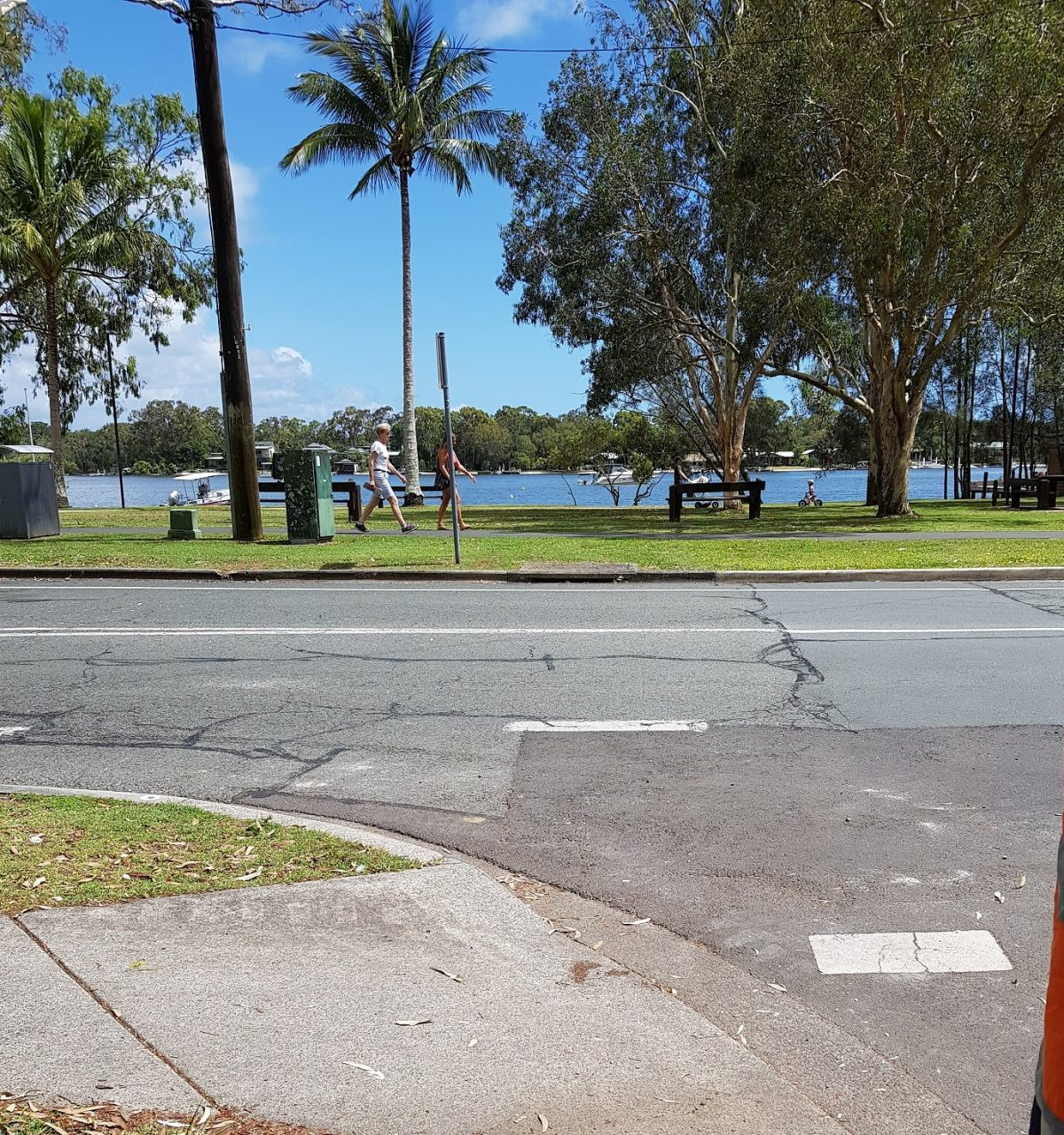 Gympie Terrace Stormwater Remediation