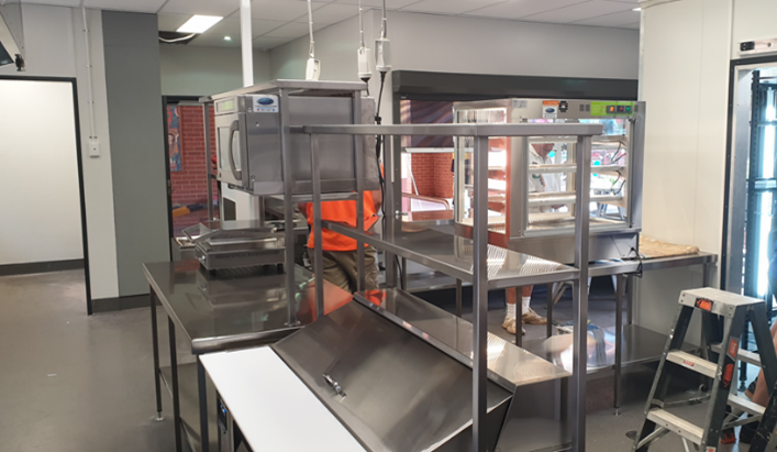 Malanda State High School Tuckshop Upgrade